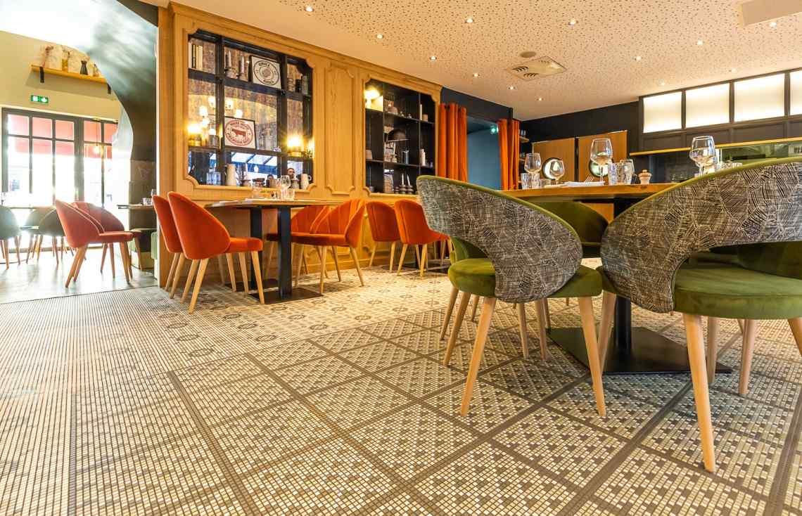 Luco&Bataller Carrelages Restaurant et Salle a manger