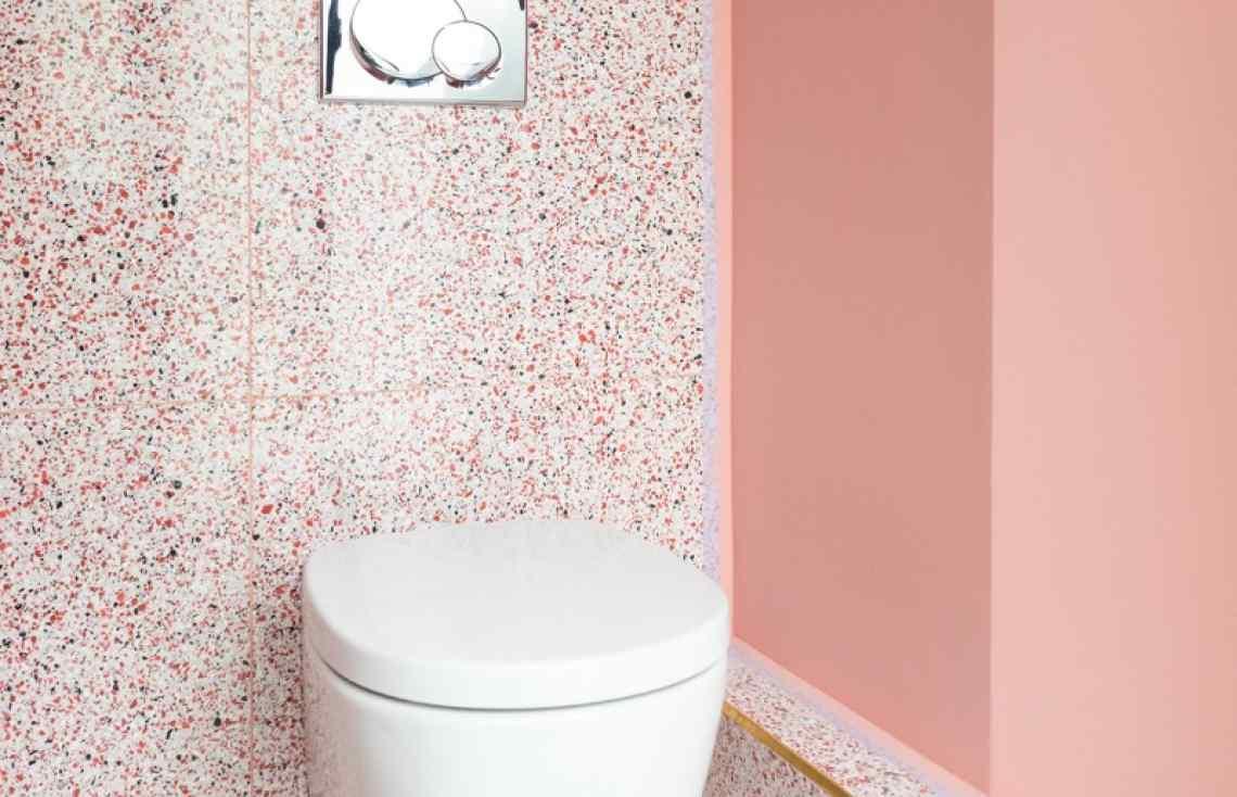 Carrelages toilette et salle de bains