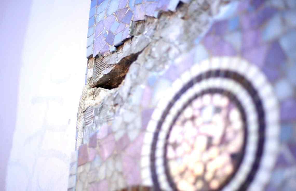 Restauration de mosaïque